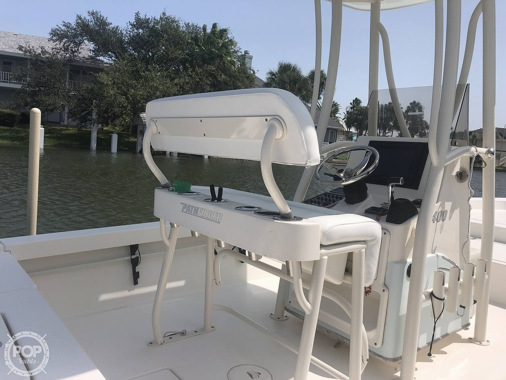 2014 Pathfinder boat for sale, model of the boat is 2400 TRS/CC & Image # 9 of 41