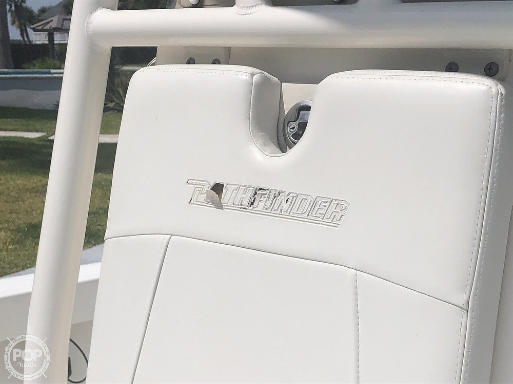 2014 Pathfinder boat for sale, model of the boat is 2400 TRS/CC & Image # 35 of 41