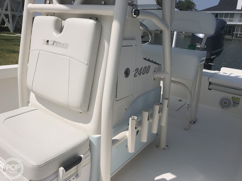 2014 Pathfinder boat for sale, model of the boat is 2400 TRS/CC & Image # 37 of 41