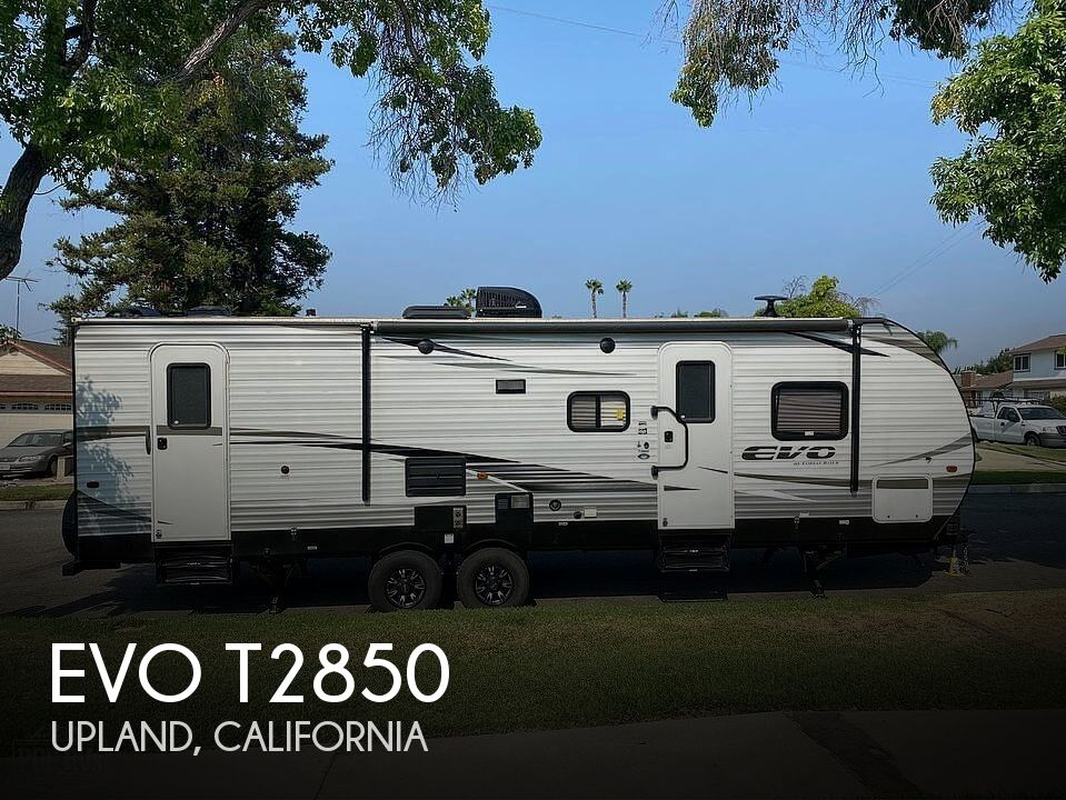 2019 Forest River Evo 28