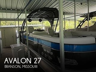 Used Avalon Boats For Sale by owner | 2016 Avalon Windjammer 27