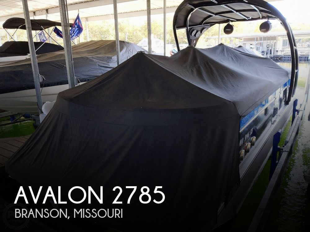 2016 Avalon boat for sale, model of the boat is Windjammer 2785 QL & Image # 1 of 41
