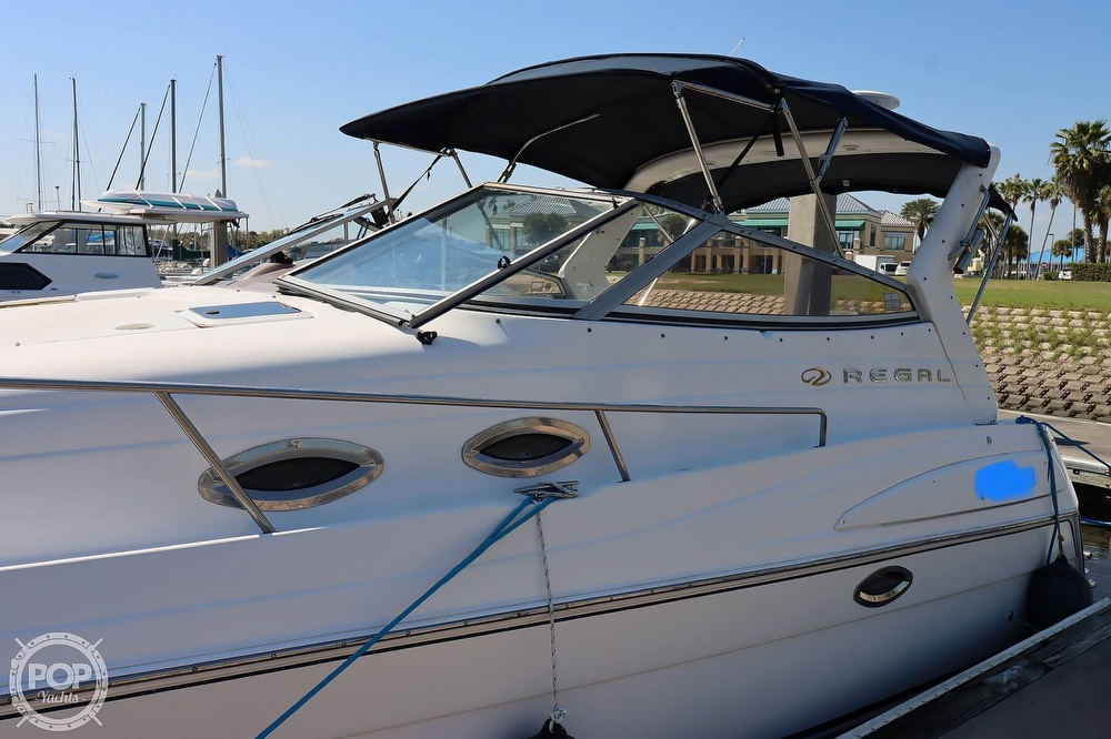 2003 Regal boat for sale, model of the boat is 2860 Commodore & Image # 3 of 40