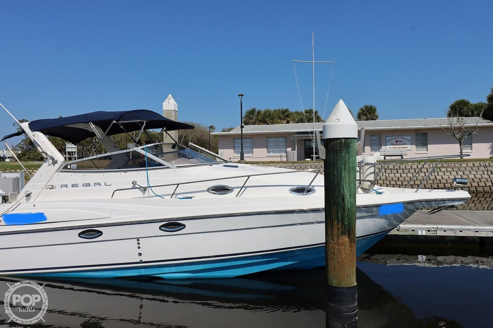 2003 Regal boat for sale, model of the boat is 2860 Commodore & Image # 4 of 40