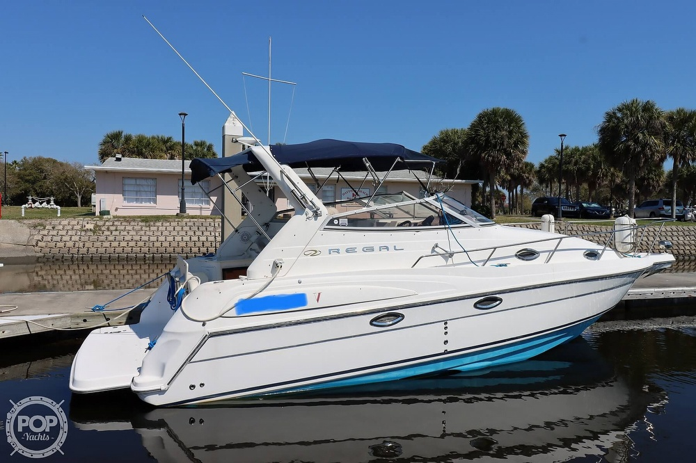 2003 Regal boat for sale, model of the boat is 2860 Commodore & Image # 5 of 40