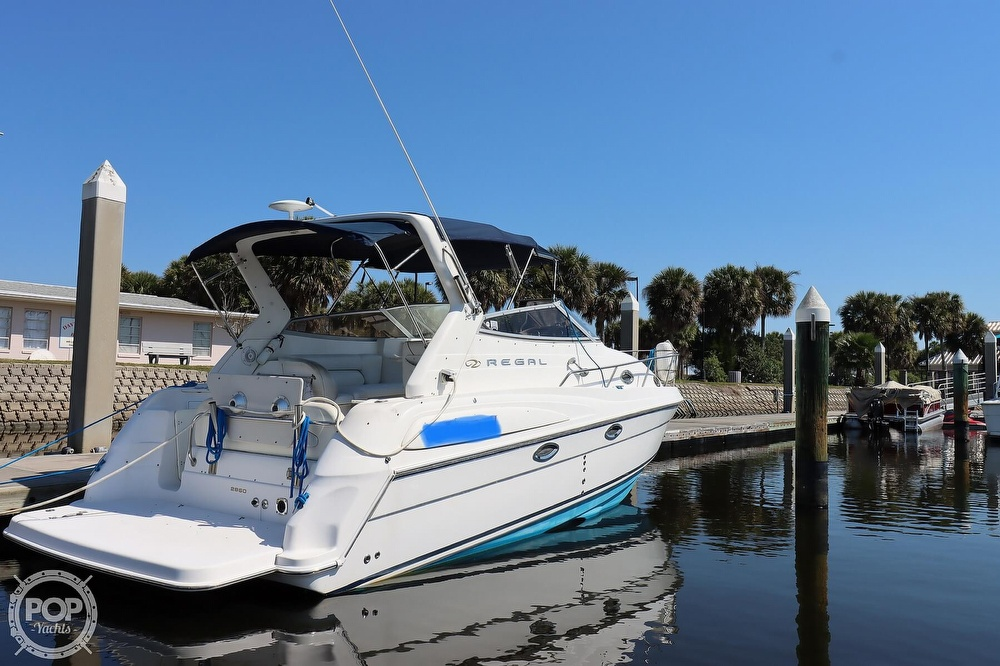 2003 Regal boat for sale, model of the boat is 2860 Commodore & Image # 6 of 40