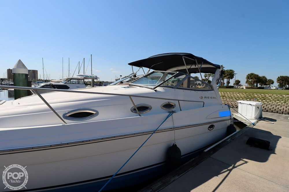 2003 Regal boat for sale, model of the boat is 2860 Commodore & Image # 19 of 40