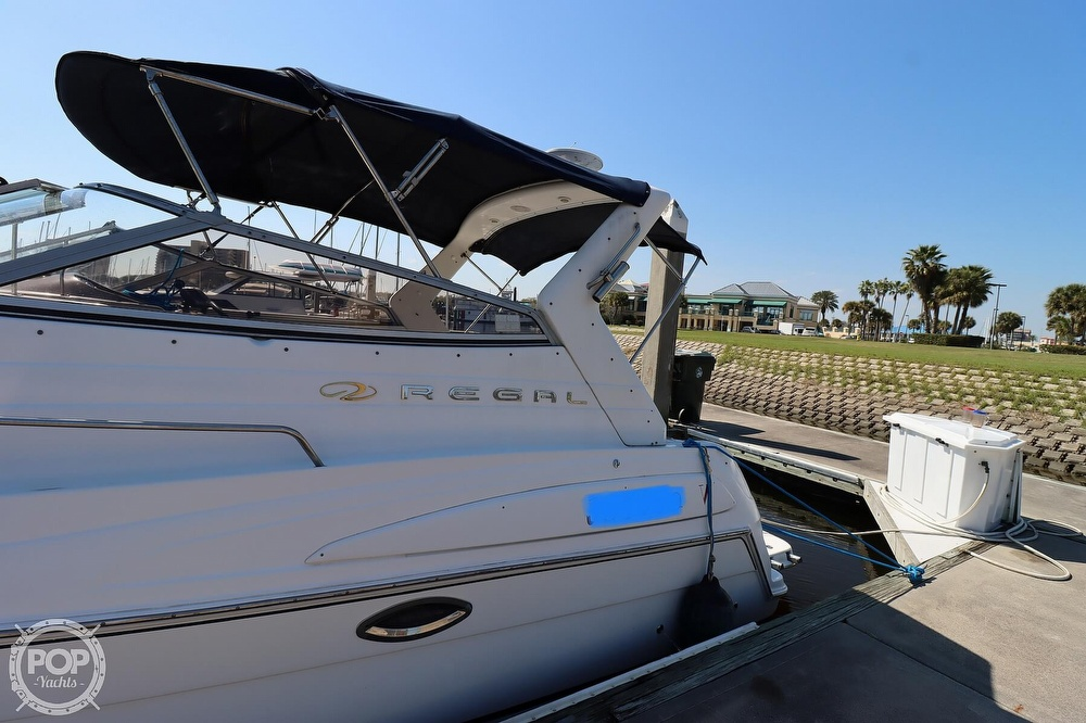 2003 Regal boat for sale, model of the boat is 2860 Commodore & Image # 20 of 40