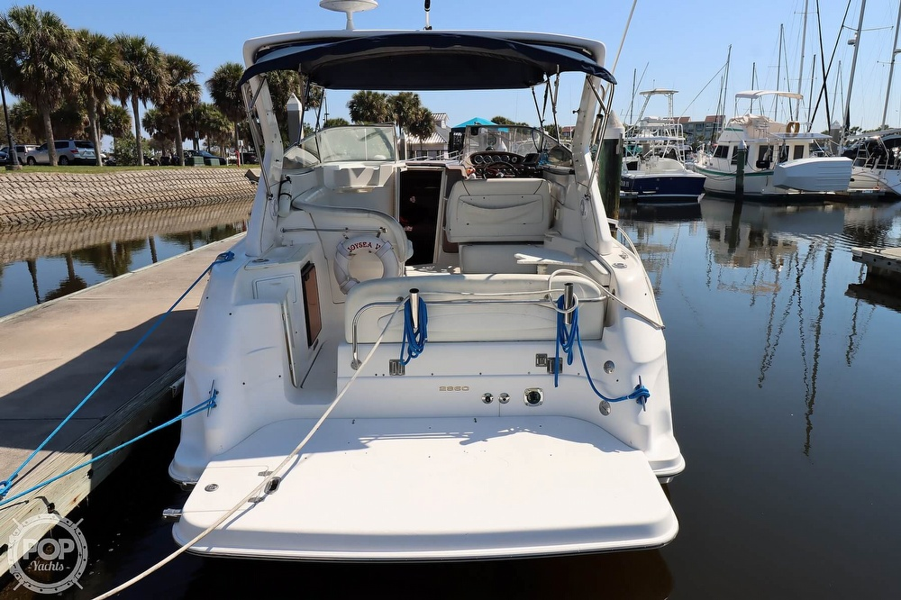 2003 Regal boat for sale, model of the boat is 2860 Commodore & Image # 22 of 40