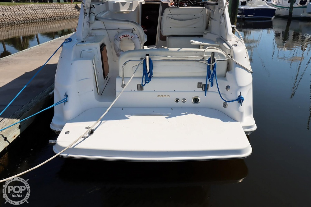 2003 Regal boat for sale, model of the boat is 2860 Commodore & Image # 23 of 40
