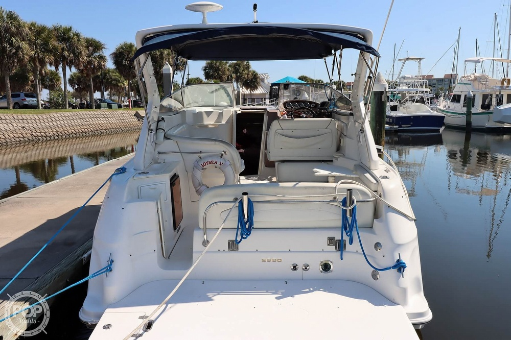 2003 Regal boat for sale, model of the boat is 2860 Commodore & Image # 24 of 40