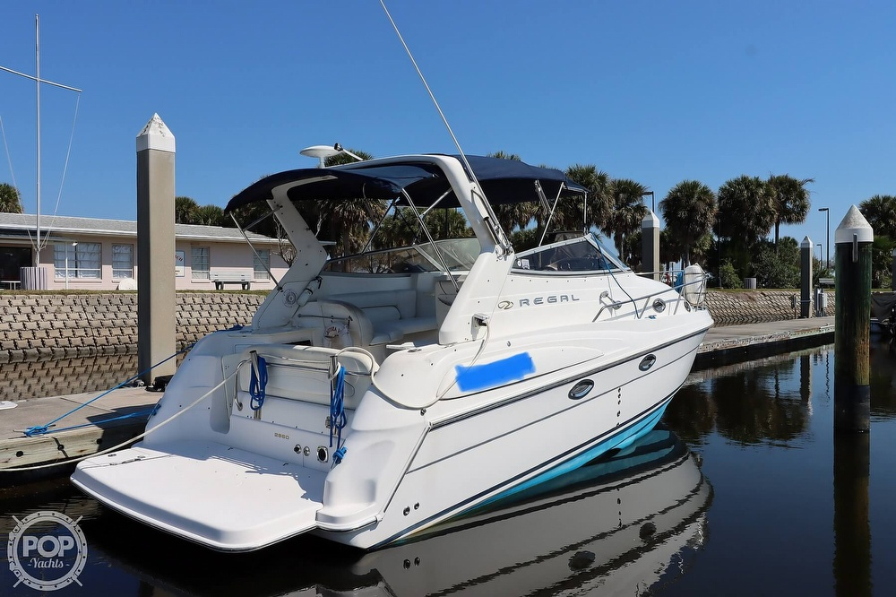 2003 Regal boat for sale, model of the boat is 2860 Commodore & Image # 26 of 40