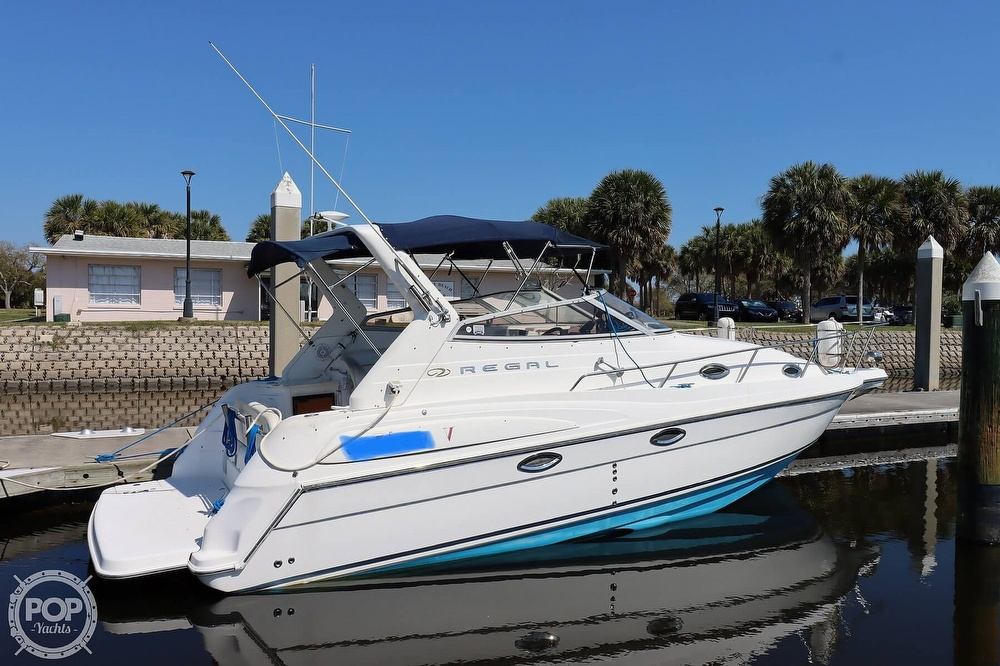 2003 Regal boat for sale, model of the boat is 2860 Commodore & Image # 27 of 40