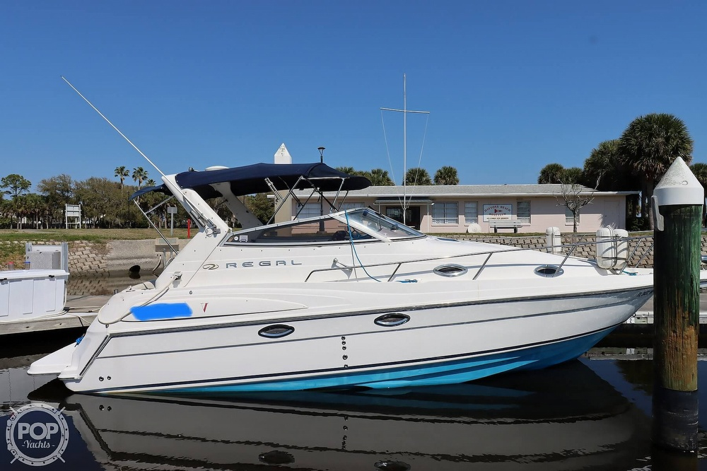 2003 Regal boat for sale, model of the boat is 2860 Commodore & Image # 28 of 40