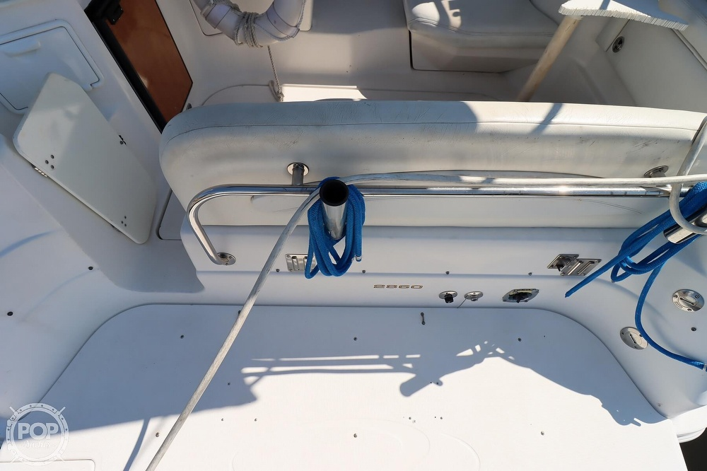 2003 Regal boat for sale, model of the boat is 2860 Commodore & Image # 29 of 40