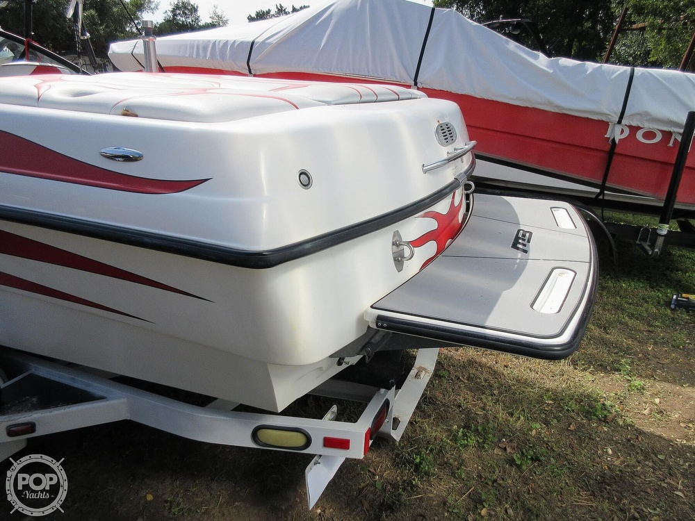 2004 MB Sports boat for sale, model of the boat is B52 & Image # 32 of 40