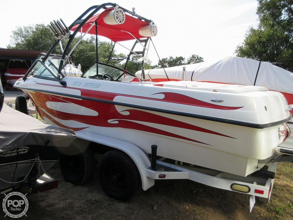 2004 MB Sports boat for sale, model of the boat is B52 & Image # 33 of 40