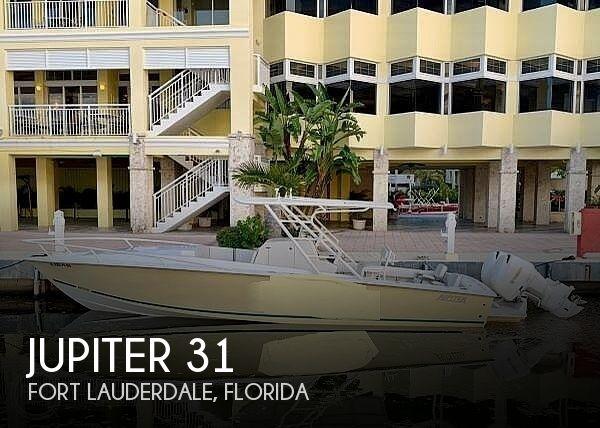 Used Jupiter Boats For Sale by owner   2005 Jupiter 31