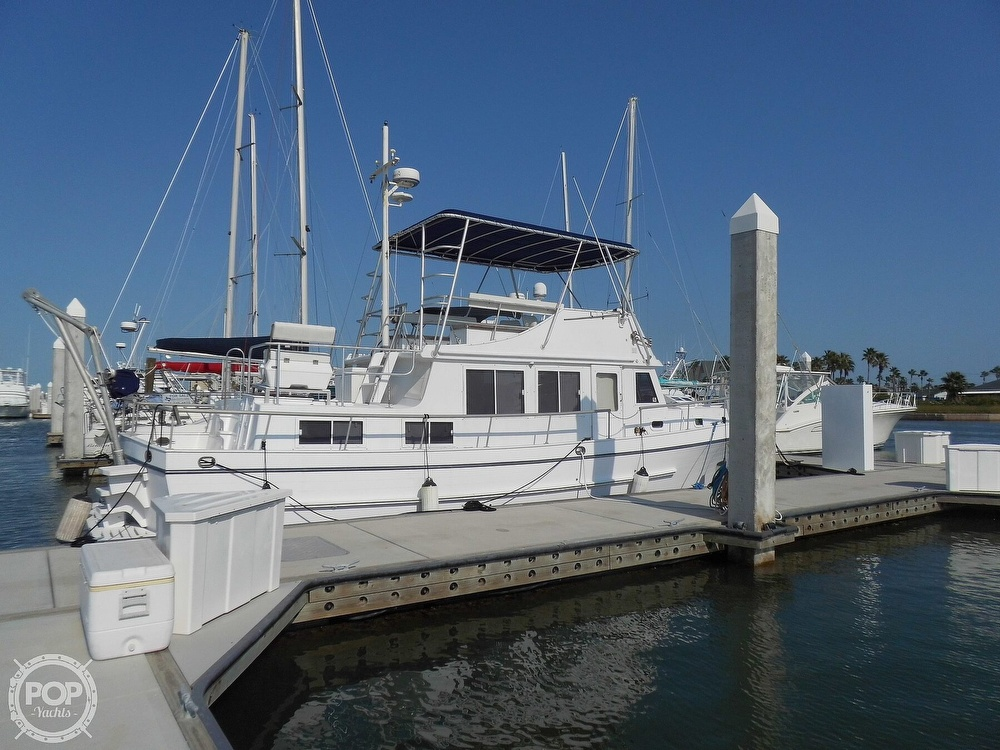 1980 Marine Trader boat for sale, model of the boat is 44 & Image # 2 of 40