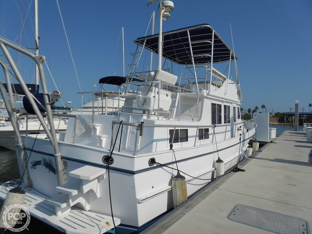 1980 Marine Trader boat for sale, model of the boat is 44 & Image # 3 of 40