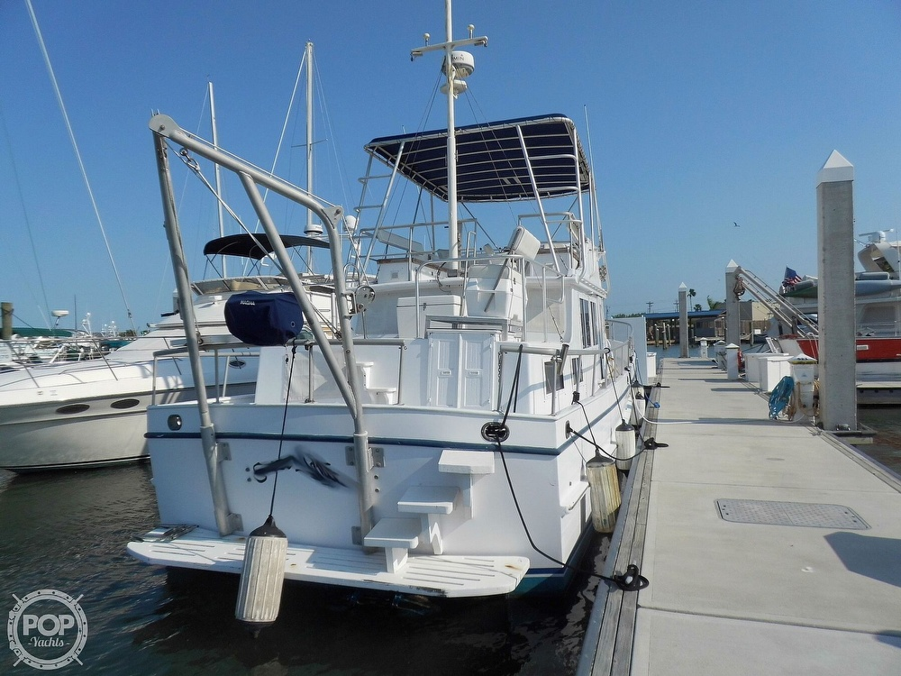 1980 Marine Trader boat for sale, model of the boat is 44 & Image # 4 of 40