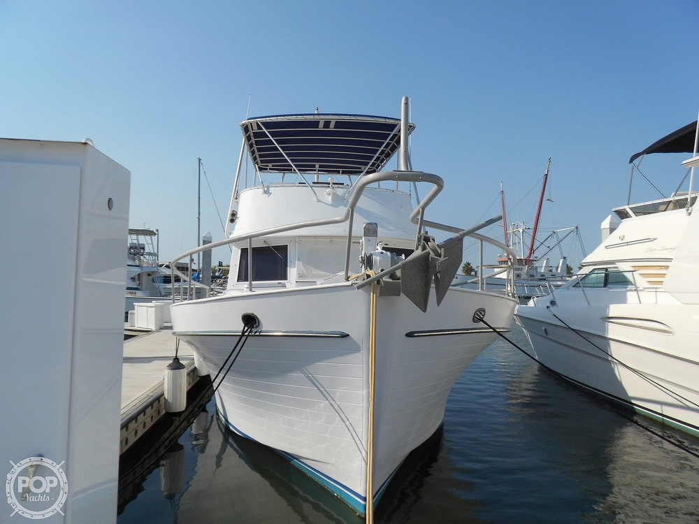 1980 Marine Trader boat for sale, model of the boat is 44 & Image # 6 of 40