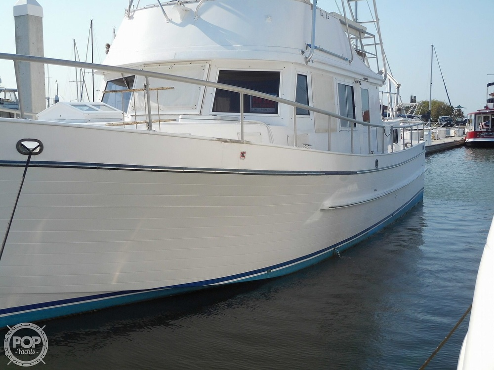 1980 Marine Trader boat for sale, model of the boat is 44 & Image # 8 of 40