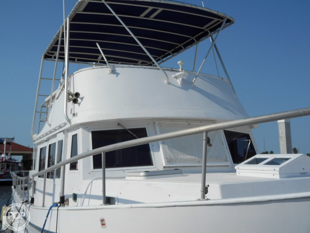 1980 Marine Trader boat for sale, model of the boat is 44 & Image # 11 of 40