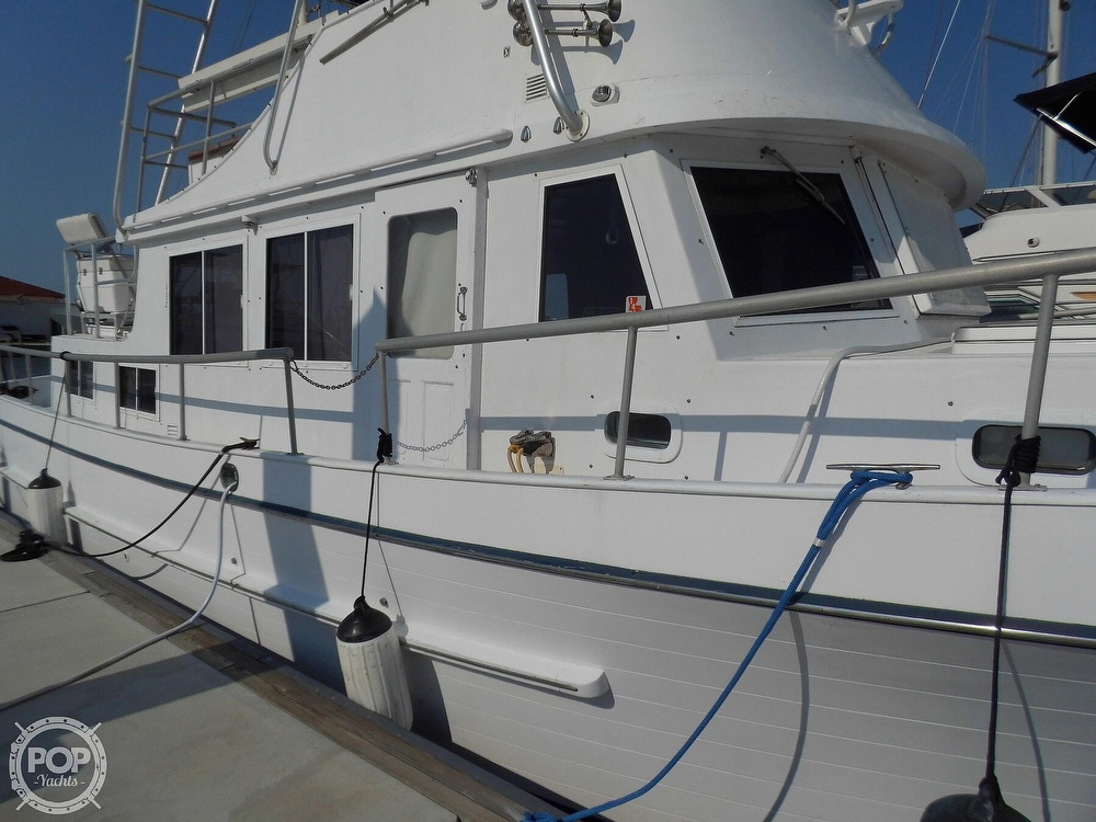 1980 Marine Trader boat for sale, model of the boat is 44 & Image # 13 of 40