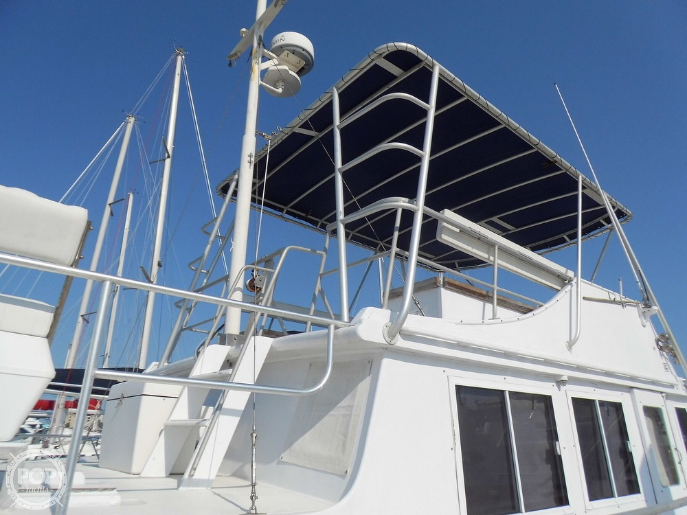 1980 Marine Trader boat for sale, model of the boat is 44 & Image # 16 of 40