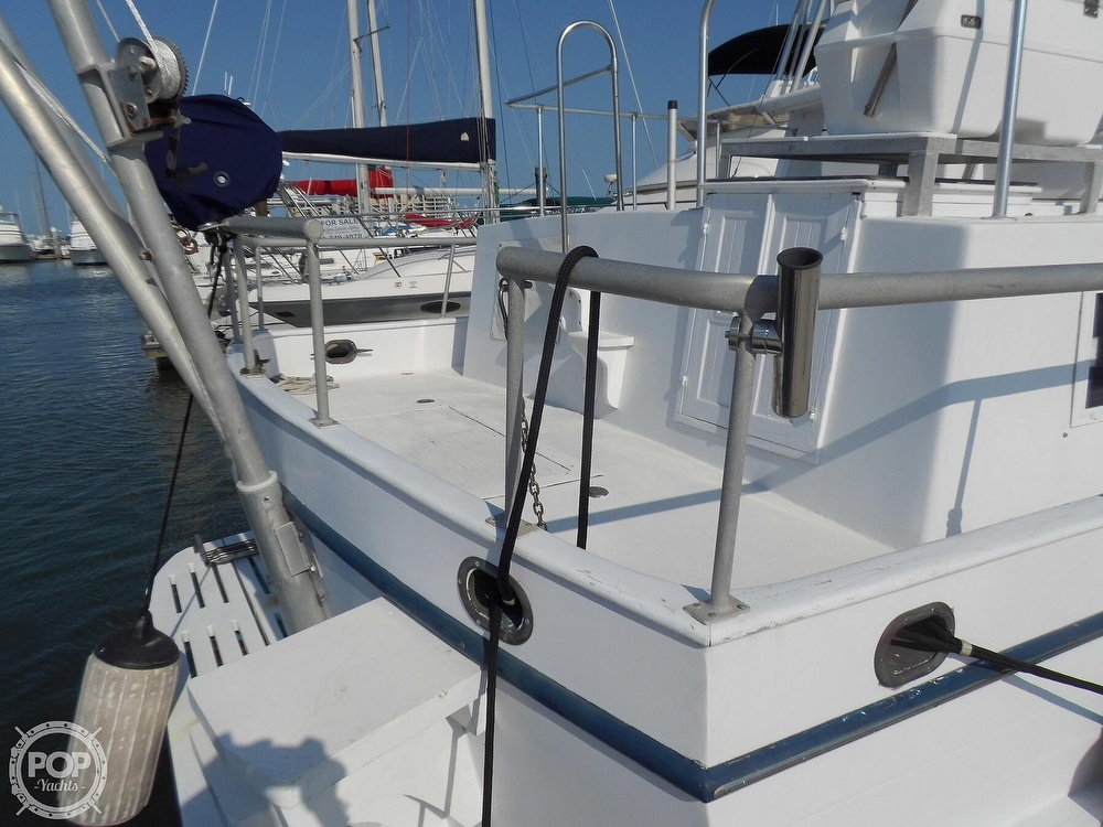 1980 Marine Trader boat for sale, model of the boat is 44 & Image # 18 of 40