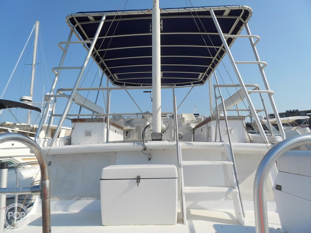 1980 Marine Trader boat for sale, model of the boat is 44 & Image # 19 of 40