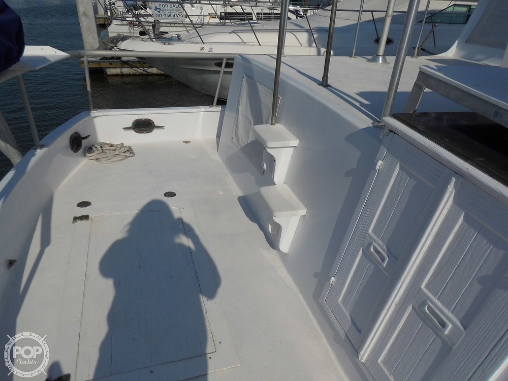 1980 Marine Trader boat for sale, model of the boat is 44 & Image # 28 of 40