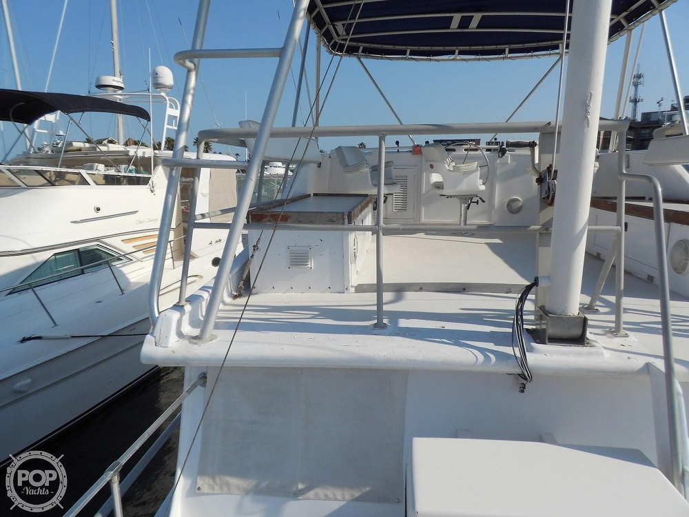 1980 Marine Trader boat for sale, model of the boat is 44 & Image # 31 of 40