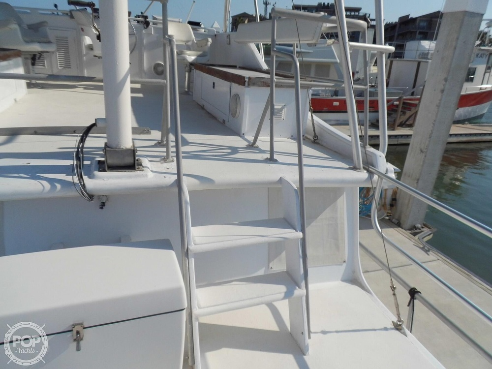 1980 Marine Trader boat for sale, model of the boat is 44 & Image # 32 of 40