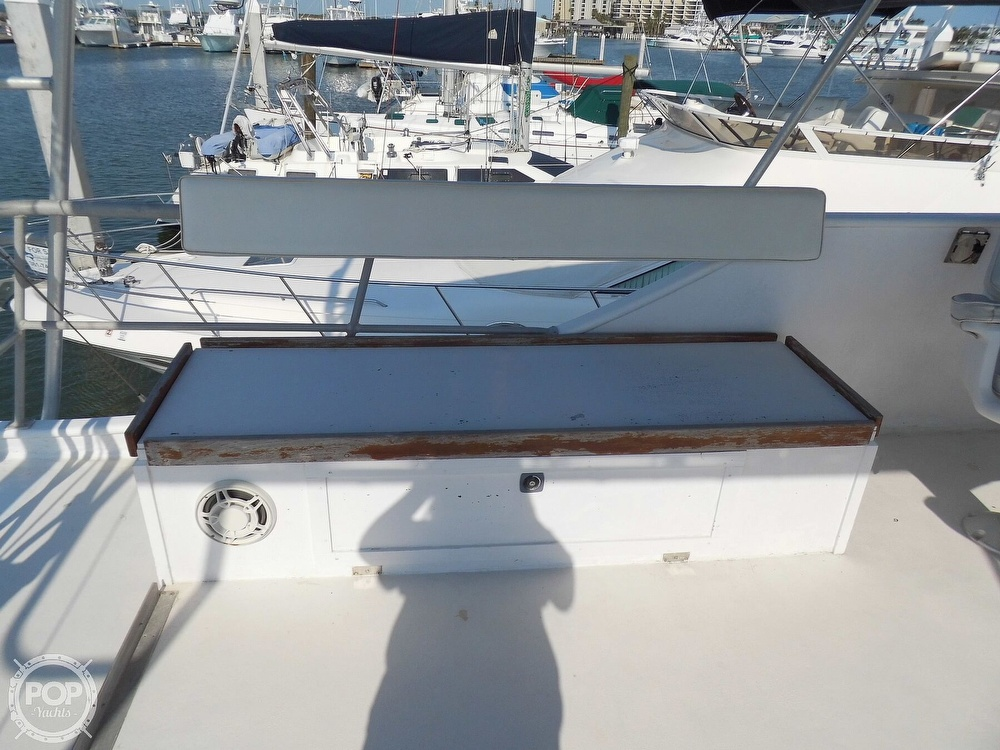 1980 Marine Trader boat for sale, model of the boat is 44 & Image # 35 of 40