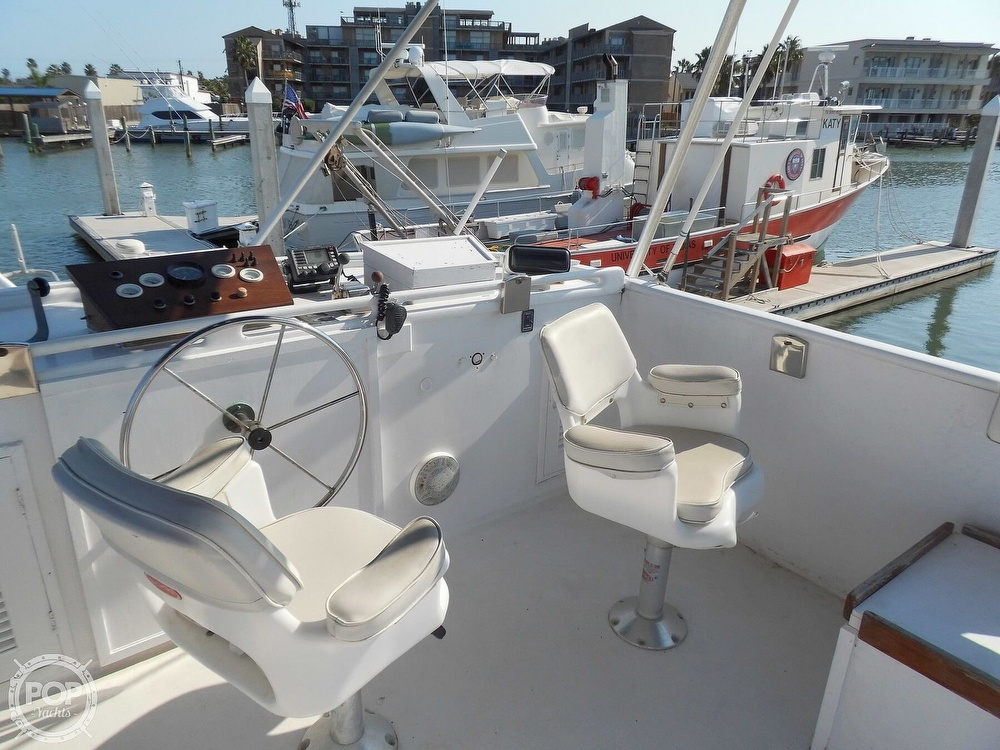 1980 Marine Trader boat for sale, model of the boat is 44 & Image # 37 of 40