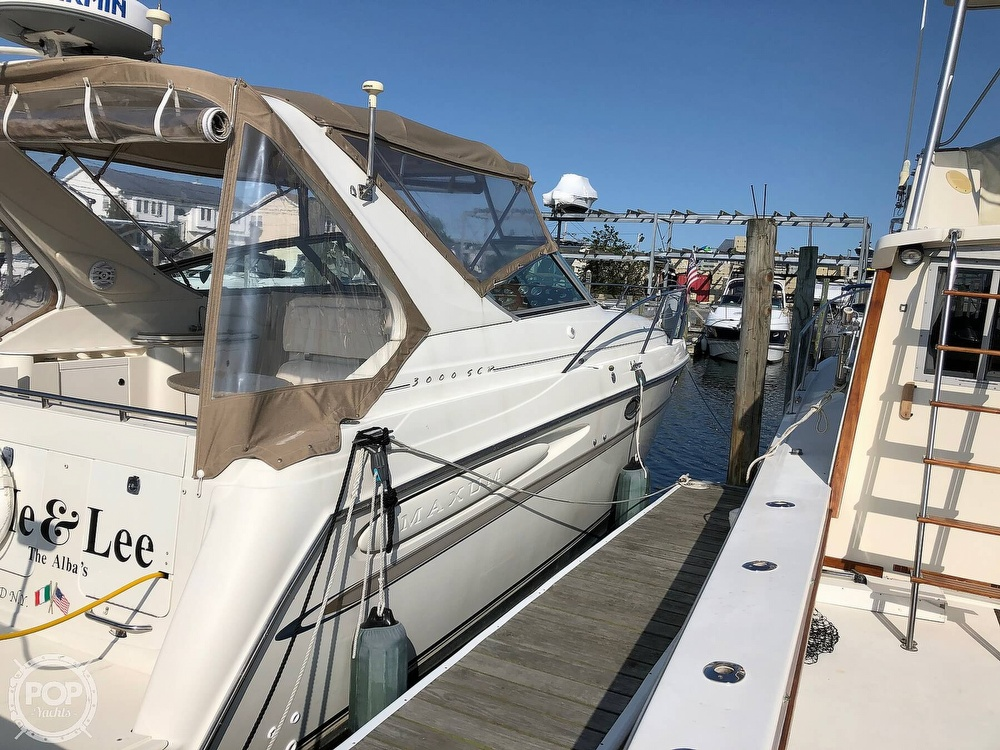 1999 Maxum boat for sale, model of the boat is 3000 SCR & Image # 8 of 40