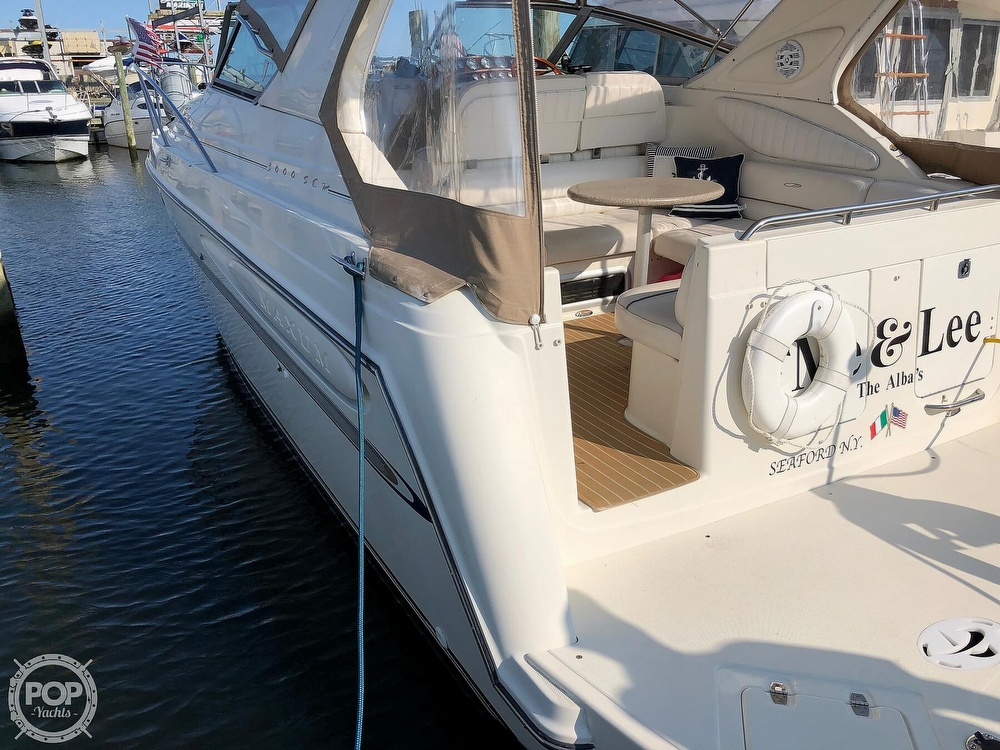 1999 Maxum boat for sale, model of the boat is 3000 SCR & Image # 16 of 40