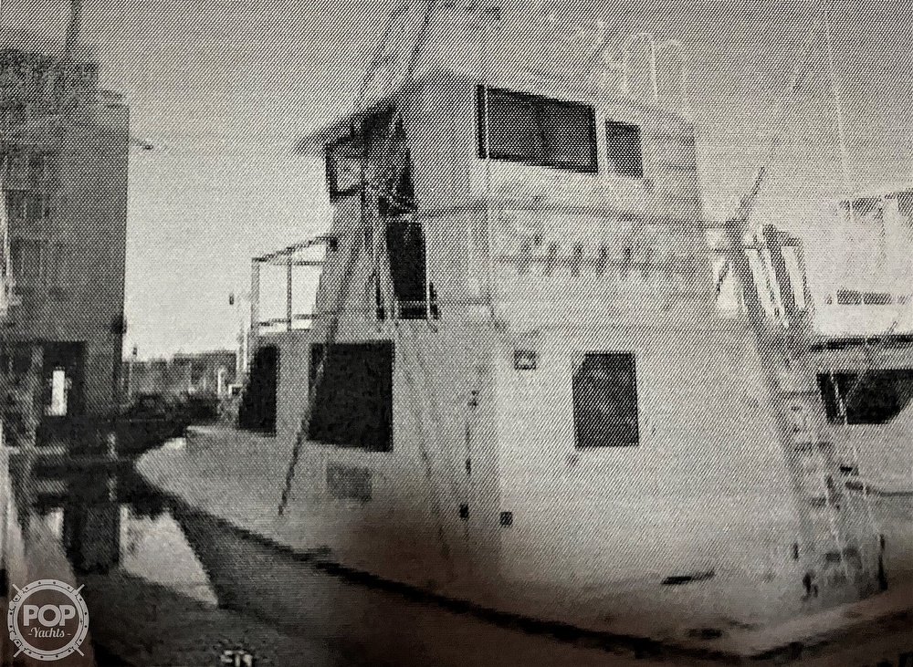 1985 Key West #1 boat for sale, model of the boat is 45 Enclosed Pilothouse & Image # 2 of 11