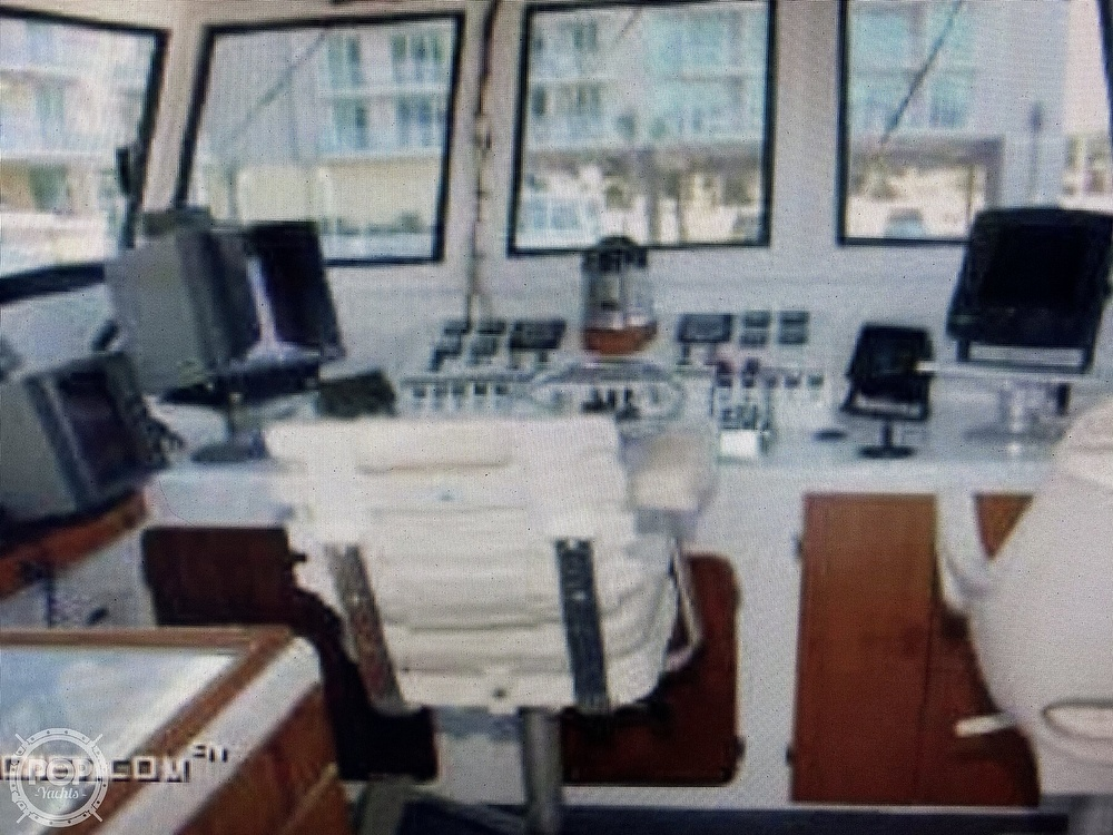1985 Key West #1 boat for sale, model of the boat is 45 Enclosed Pilothouse & Image # 7 of 11