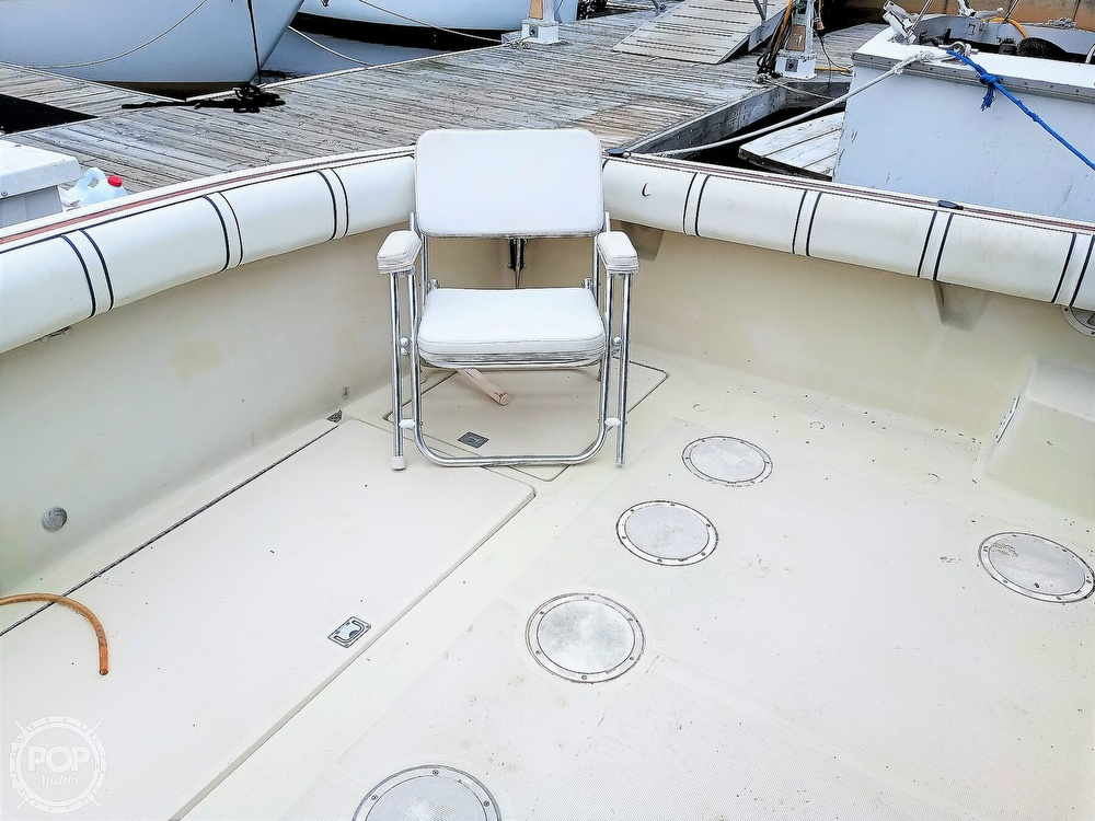 1985 Tiara Yachts boat for sale, model of the boat is 3600 Pursuit & Image # 6 of 40