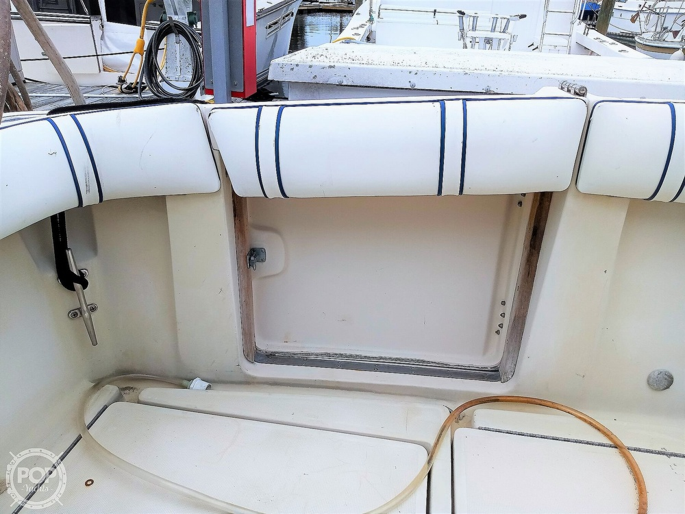 1985 Tiara Yachts boat for sale, model of the boat is 3600 Pursuit & Image # 8 of 40