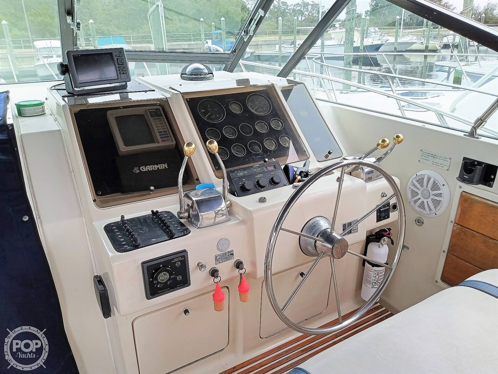 1985 Tiara Yachts boat for sale, model of the boat is 3600 Pursuit & Image # 39 of 40