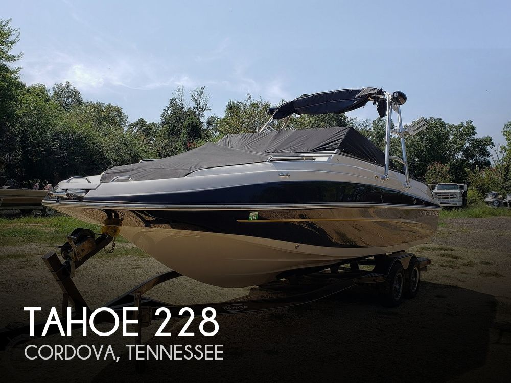 Used Tahoe Boats For Sale by owner | 2011 Tahoe 228