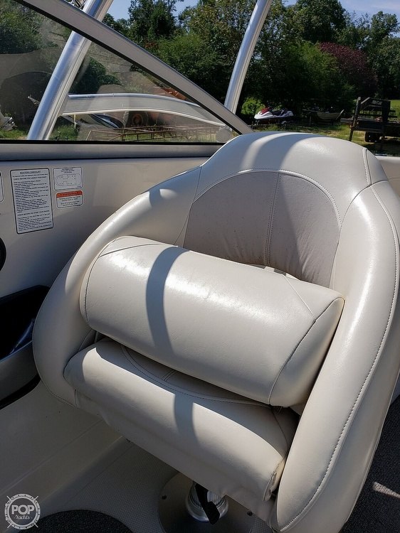 2011 Tahoe boat for sale, model of the boat is 228 Fish and Ski & Image # 3 of 9