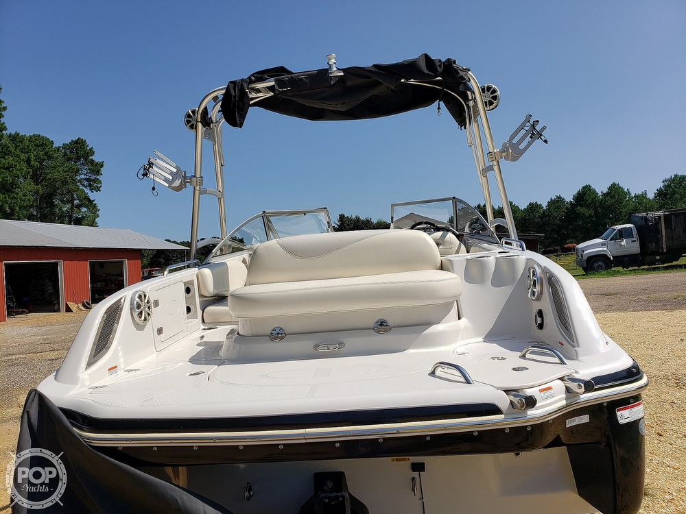 2011 Tahoe boat for sale, model of the boat is 228 Fish and Ski & Image # 5 of 9