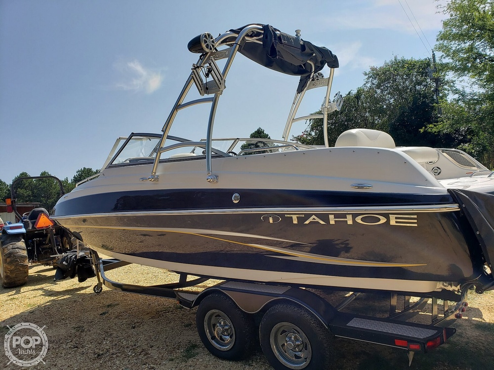2011 Tahoe boat for sale, model of the boat is 228 Fish and Ski & Image # 6 of 9