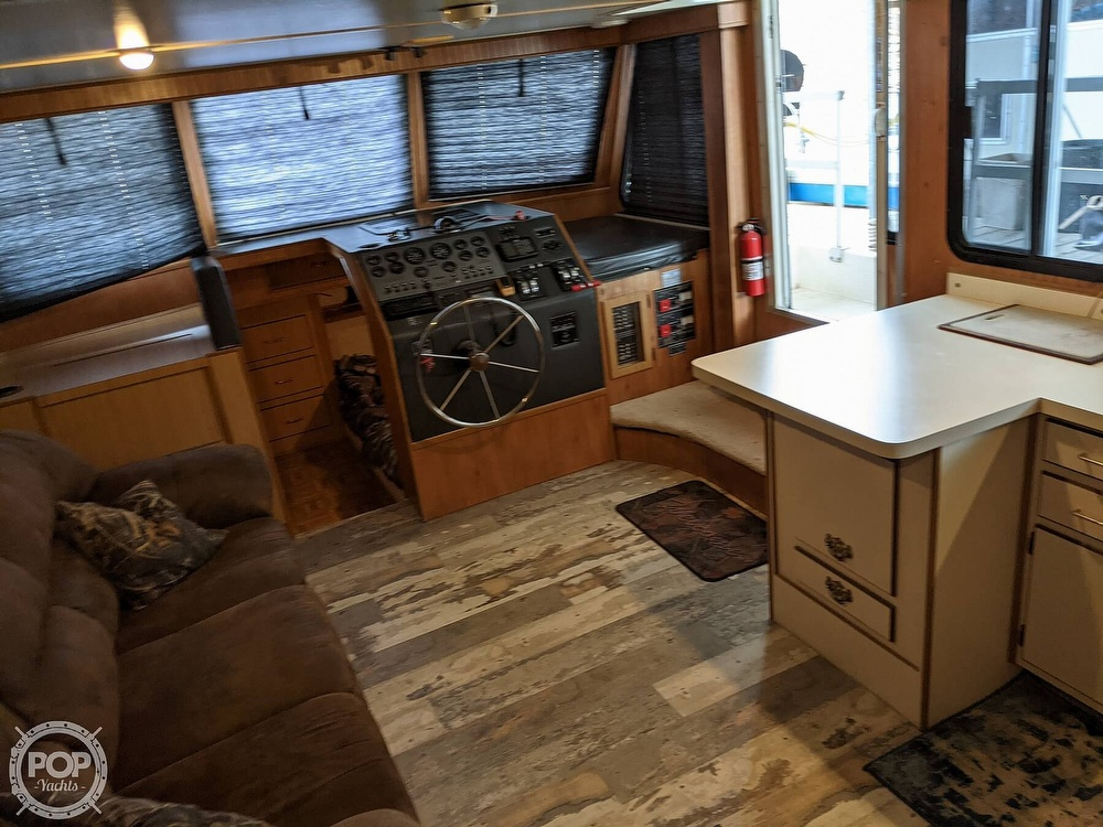 1993 Gibson boat for sale, model of the boat is 50 Sport Series & Image # 31 of 40
