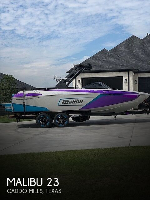 Used Boats For Sale in Tyler, Texas by owner | 2018 Malibu Wakesetter 23 LSV